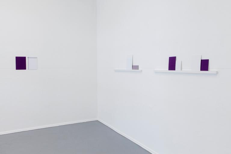 ehren, alle (2014) Installationsansicht, Stellwerk Kassel