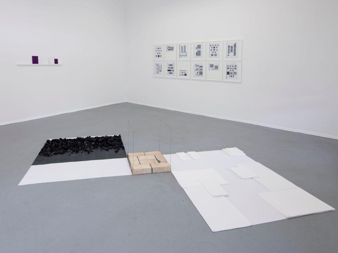 Sebastian Winkler ehren, alle (2014) Installationsansicht