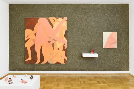Marlon Wobst 2017_Installation View 3